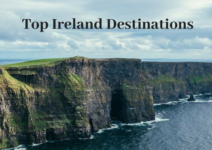 Top Ireland Destinations